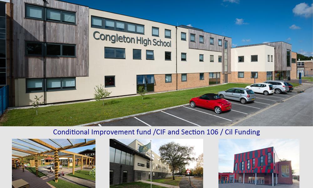 2020/20201 CIF Bid funding