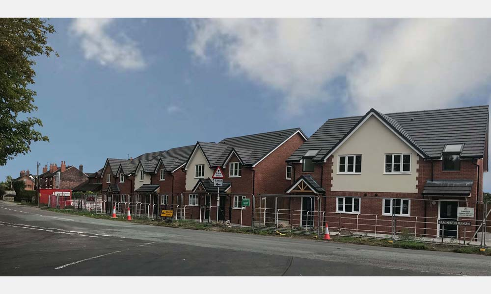 New Development in Sandbach