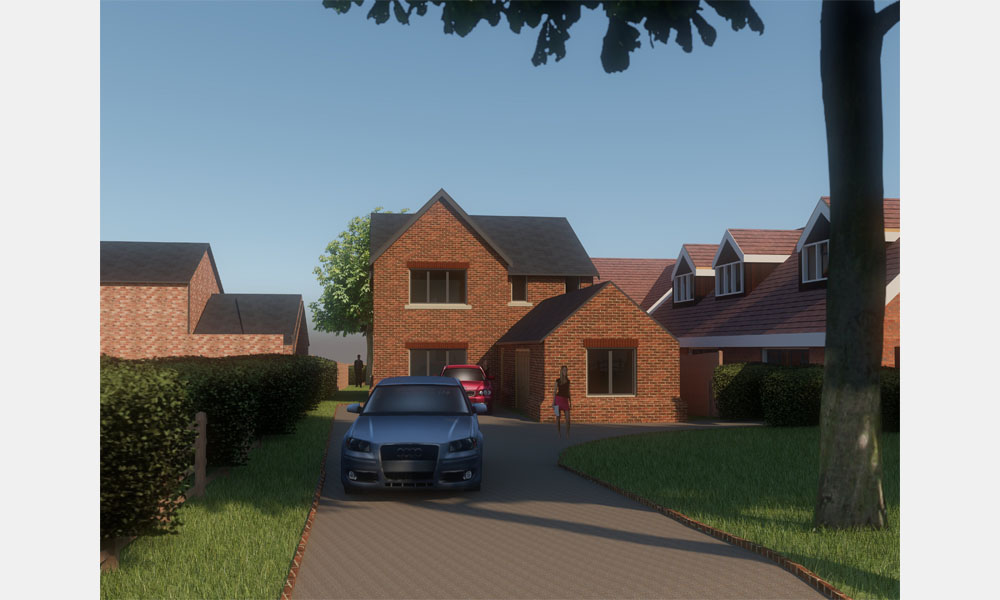 New Dwelling in Knutsford